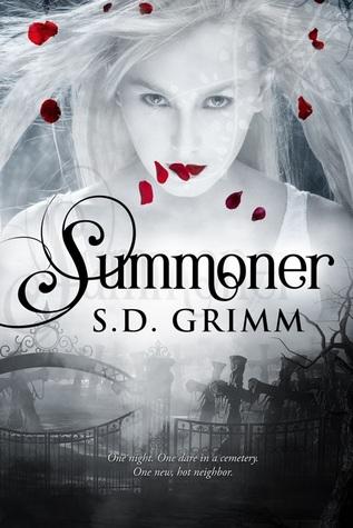 Summoner Book Cover