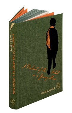 A Portrait of the Artist as a Young Man - Folio Society Collectables Edition