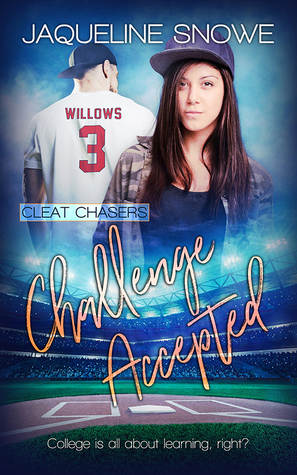 Fresh Fridays: Challenge Accepted (Cleat Chasers #1) by Jacqueline Snowe