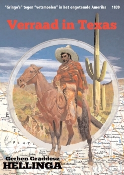 Verraad in Texas by Gerben Graddesz Hellinga