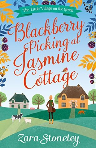 Blackberry Picking at Jasmine Cottage by Zara Stoneley
