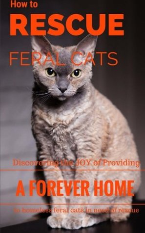 How To Rescue Feral Cats: Discovering the Joy of Providing a Forever Home to Homeless Feral Cats in Need of Rescue (Feral and Abandoned Cat Rescue and Care) (Volume 1)