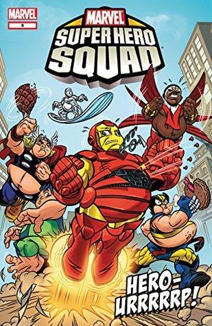 Super Hero Squad (2010) #9