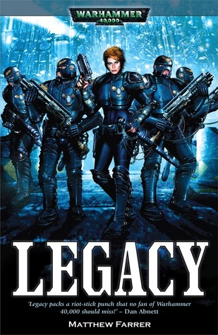 Legacy (Shira Calpurnia #2)