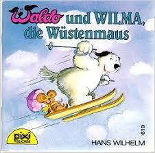Waldo und Wilma, die Wüstenmaus