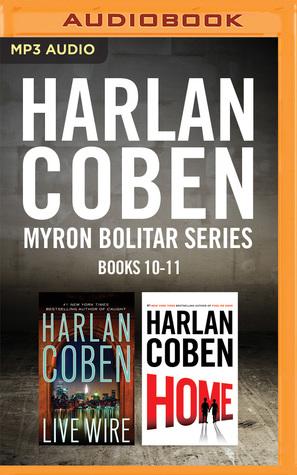 harlan coben latest book