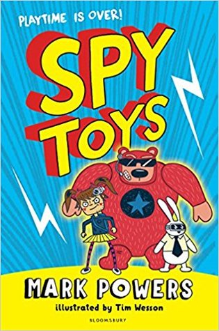 Spy Toys: Playtime Is Over