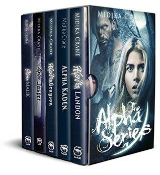Alpha Series Boxed Set: Books 1 - 5