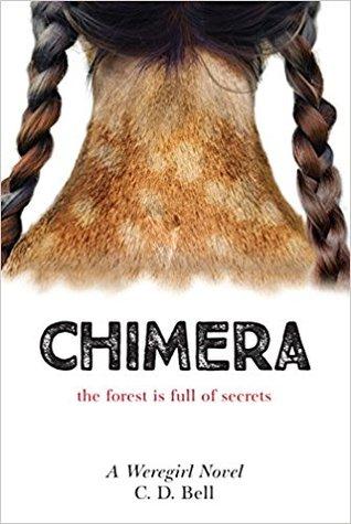 chimera-a-weregirl-novel