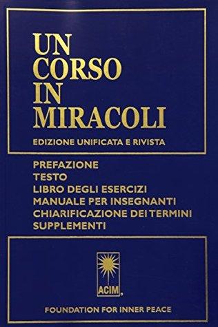 CORSO IN MIRACOLI (UN) (FOUNDA