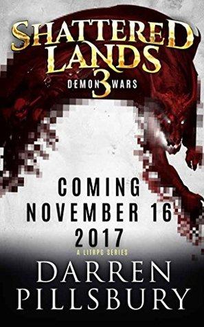 Demon Wars FB2 iBook EPUB por Darren Pillsbury -