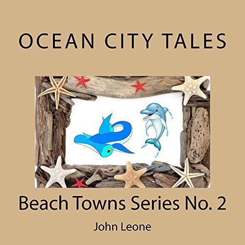 Ocean City Tales (Sharklock Bones Beach Towns Book 2)