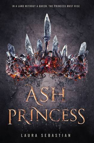Image result for ash princess by laura sebastian
