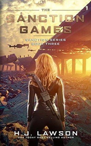 The Sanction Games (The Sanction Series Book 3)