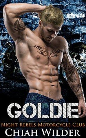 Goldie (Night Rebels MC, #4)
