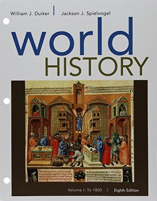 Bundle: World History, Volume I: To 1800, Loose-leaf Version, 8th + LMS Integrated for MindTap History, 1 term (6 months) Printed Access Card