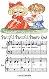 Beautiful Beautiful Brown Eyes Beginner Tots Piano Sheet Music