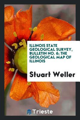 Illinois State Geological Survey, Bulletin No. 6; The Geological Map of Illinois