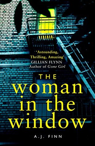 Image result for The Woman in the Window by A.J. Finn
