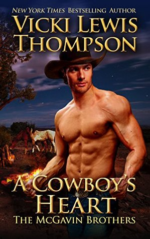 A Cowboys Heart By Vicki Lewis Thompson