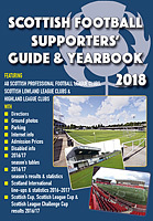 Scottish Football Supporters' Guide & Yearbook 2018 por John Robinson