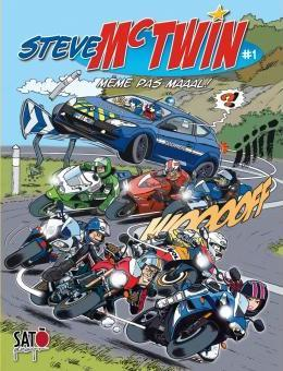 Steve Mc Twin (Steve Mc Twin, #1)