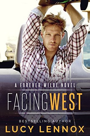 Audio Book Review: Facing West by Lucy Lennox (author) and Michael Pauley (narrator)