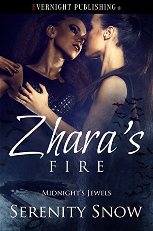 Book Review: Zhara's Fire by Serenity Snow