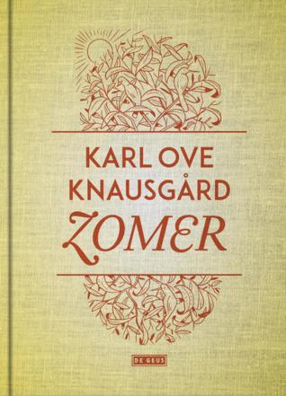 Zomer by Karl Ove Knausgård