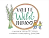 White Wild Indigo: An Illustrated Collection of Poems for Children