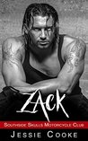 ZACK: Southside Skulls Motorcycle Club (Southside Skulls MC Romance Book 4)