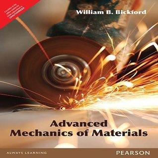 Advanced Mechanics of Materials 1/e