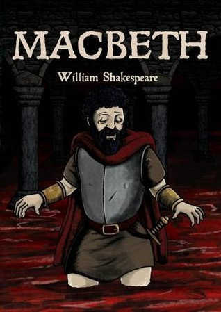Macbeth: in full colour, cartoon illustrated format
