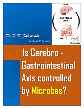 """""""Is Cerebro/Gastrointestinal Axis controlled by Microbes?"""""""