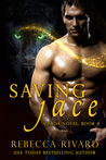 Book cover for Saving Jace (The Fada Shapeshifters Series, #4)