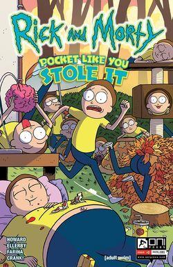 Rick and Morty: Pocket Like You Stole It #2