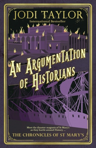 An Argumentation of Historians (The Chronicles of St Mary's #9)