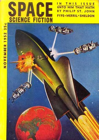 Space Science Fiction, November 1952 (Vol. 1 No. 3)