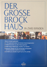 Der Grosse Brockhaus In Zwei Bänden