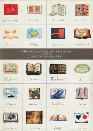the pleasure of reading by antonia fraser 234627