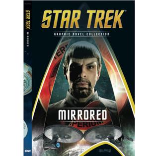 Star Trek: Mirrored (Star Trek Graphic Novel Collection, #17)
