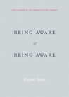 Being Aware of Being Aware by Rupert Spira