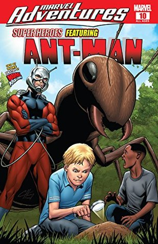 Marvel Adventures: Super Heroes (2008-2010) #10