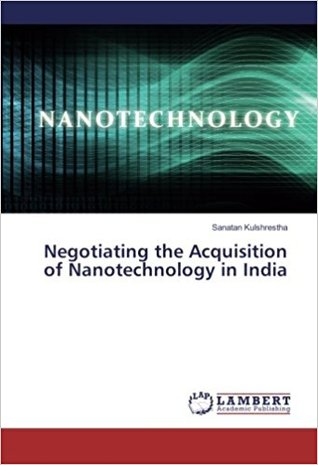 Negotiating the Acquisition of Nanotechnology in India