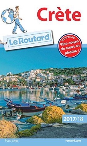 Guide du Routard Crète 2017/18