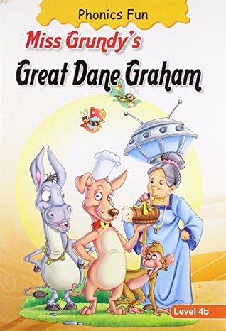 Miss Grundy's Great Dane Graham