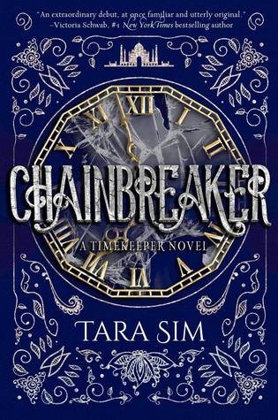 Ebook Chainbreaker by Tara Sim read!