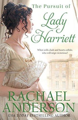 The Pursuit of Lady Harriett (Tanglewood #3)