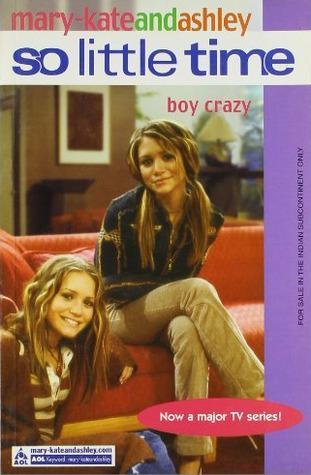 Boy Crazy So Little Time 11 By Megan Stine