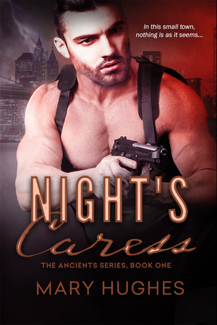 Night's Caress (The Ancients #1)